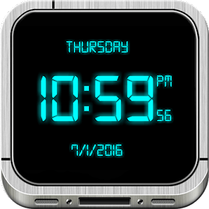 Download Digital Clock Live Wallpaper APK on PC | Download Android APK GAMES & APPS on PC