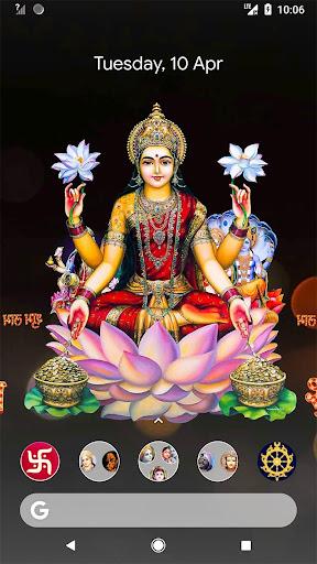 Download 4D Lakshmi Live Wallpaper for PC