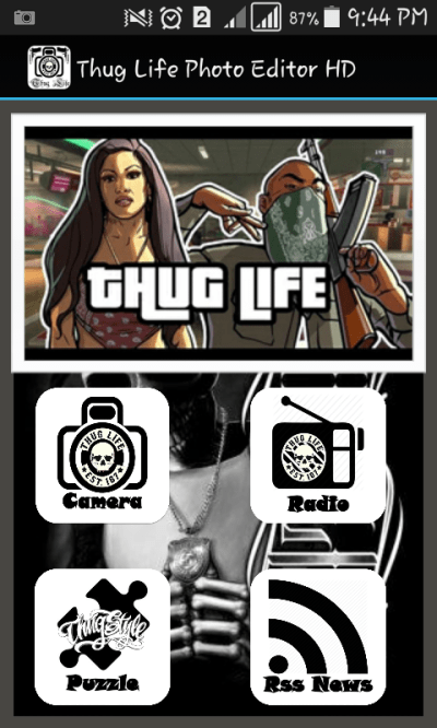 Thug Life Photo Editor – Android Apps on Google Play