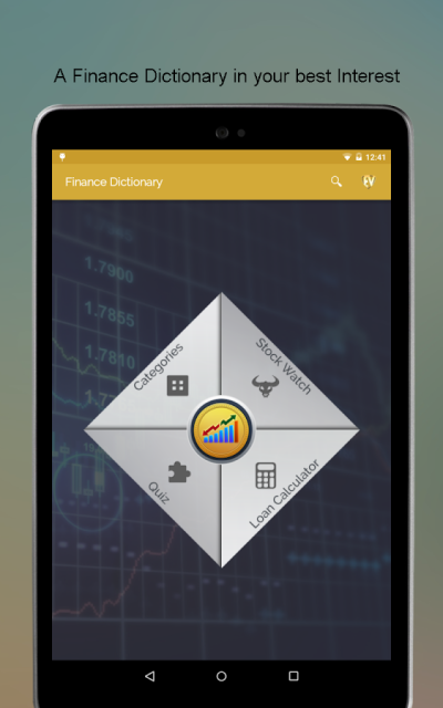 Financial and Banking Terms - Android Apps on Google Play
