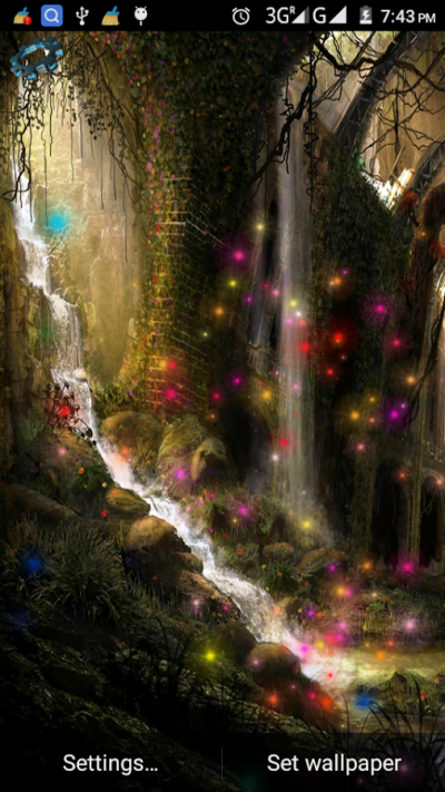 Magical Touch Live Wallpaper - Android Apps on Google Play