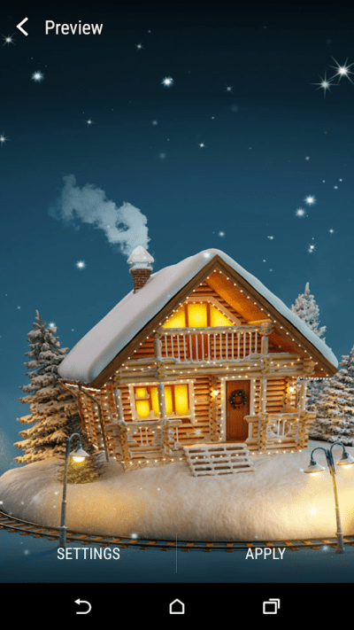 3D Christmas Live Wallpaper - Android Apps on Google Play