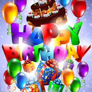 live happy birthday wallpaper - Android Apps on Google Play