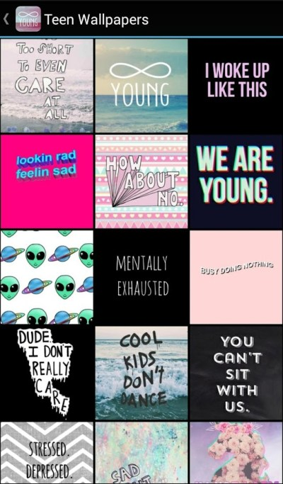 Teen Wallpapers - Android Apps on Google Play