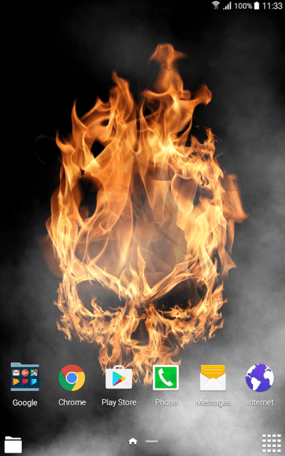 Fire Live Wallpaper - Android Apps on Google Play
