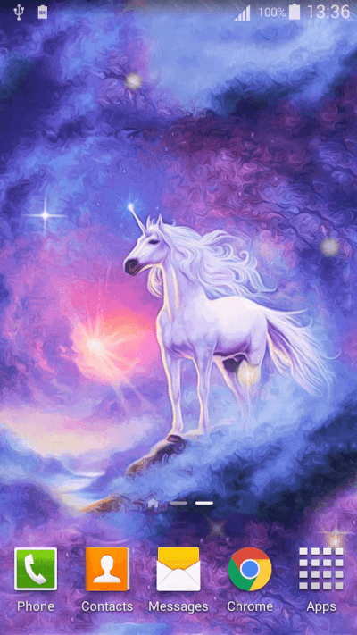 Cartoon Unicorn Live Wallpaper - Android Apps on Google Play