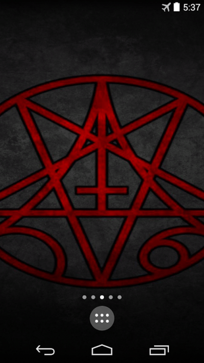 Pentagram Live Wallpaper - Android Apps on Google Play