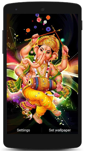 Download Ganesh Live HD Wallpaper Google Play softwares - a7ZdHKOilYDT | mobile9