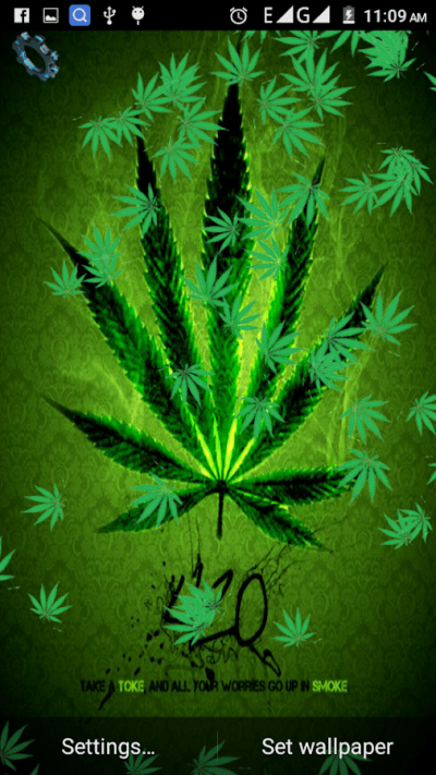 Love Weed Live Wallpaper - Android Apps on Google Play