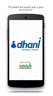 Indiabulls Dhani - Phone se Loan - Apps on Google Play