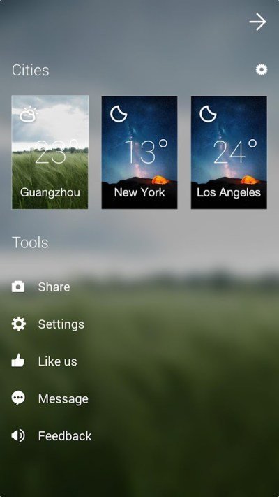GO Weather Forecast & Widgets - Android Apps on Google Play