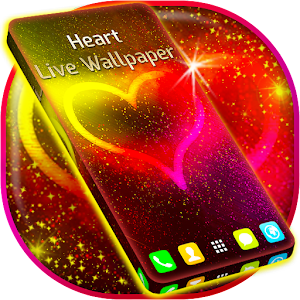 Download Heart Live Wallpaper for PC