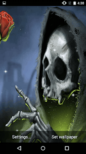 Grim Reaper Live Wallpaper - Android Apps on Google Play