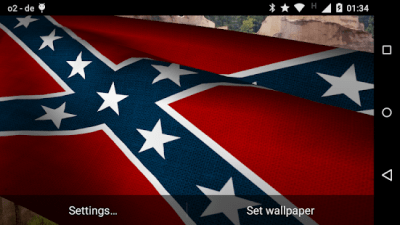Rebel Flag Live Wallpaper 3D APK for iPhone | Download Android APK GAMES & APPS for iPhone ...