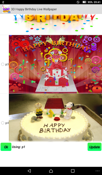 Happy Birthday Live Wallpaper - Android Apps on Google Play