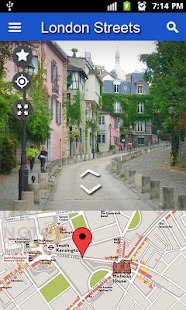 Street View Live With Earth Map Satellite Live   Apps on Google Play Screenshot Image