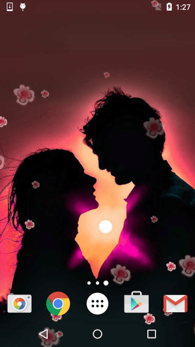 Romantic Live Wallpaper HD - Android Apps on Google Play