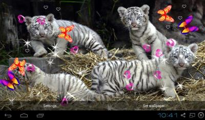 3D Bengal Tiger Live Wallpapers - Android Apps on Google Play