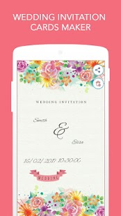Wedding Invitation Cards Maker - Android Apps on Google Play