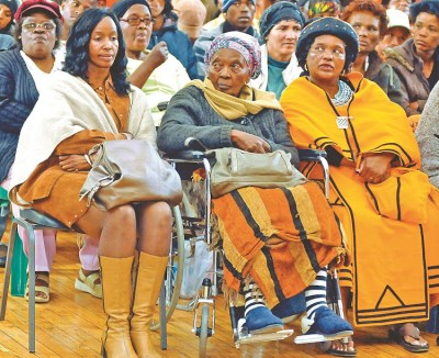 Family will remember Zondeni Sobukwe for her 'humility and simplicity'
