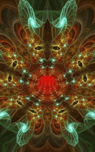 Fractal Tunnels -Music visualizer & Live Wallpaper - Android Apps on Google Play