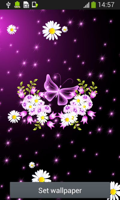 Butterfly Live Wallpapers - Android Apps on Google Play