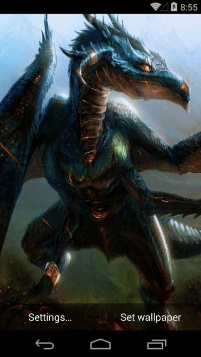 Dragons Live Wallpapers - Android Apps on Google Play