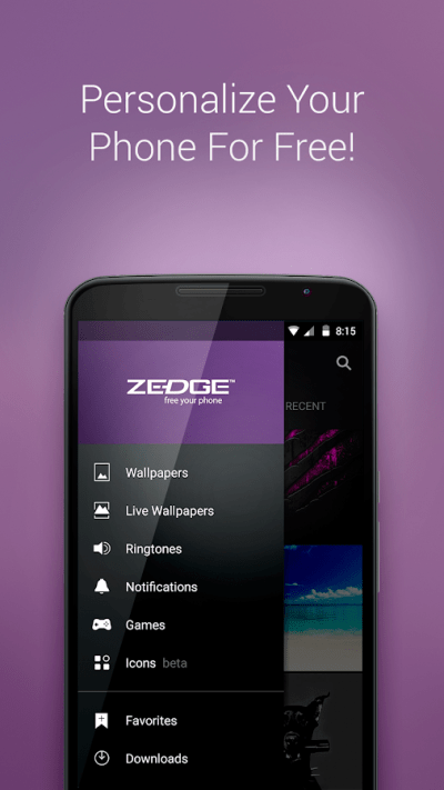 ZEDGE™ Ringtones & Wallpapers - Android Apps on Google Play