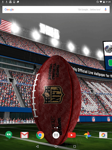 Download NFL 2015 Live Wallpaper Google Play softwares - acAn9j9KnKMV | mobile9