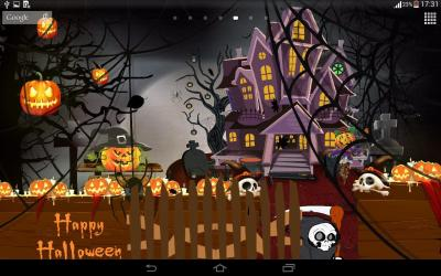 Halloween Live Wallpaper. - Android Apps on Google Play