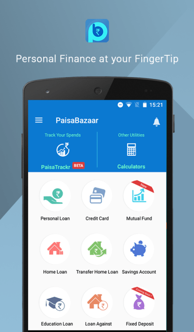FREE Credit Score, Cards, Loans & Mutual Funds - Android Apps on Google Play