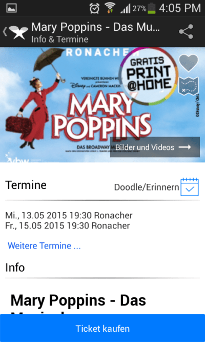 WIEN TICKET - Android Apps on Google Play