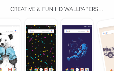 Walli - Wallpapers HD - Android Apps on Google Play