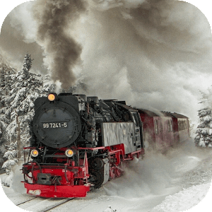 Steam train Live Wallpaper - Android Apps on Google Play