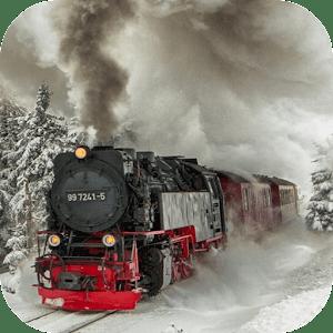 Download Steam train Live Wallpaper for PC