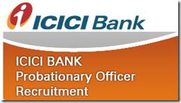 ICICI Bank PO recruitment 2017 Apply Online | IBPSExamGuru
