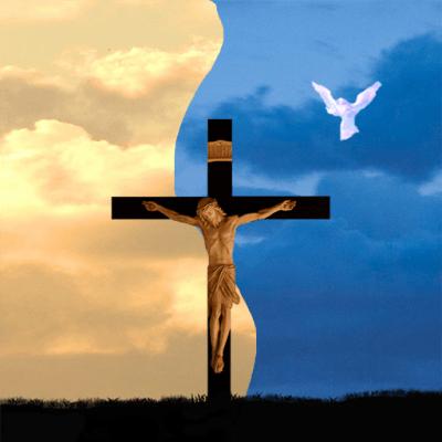 jesus on cross live wallpaper【個人化APP玩免費】-APP點子