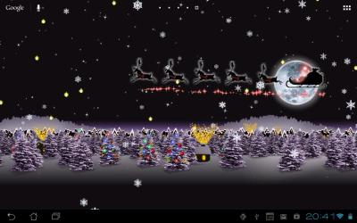 Christmas Live Wallpaper HD - Android Apps on Google Play