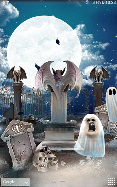 Halloween Live Wallpaper - Android Apps on Google Play