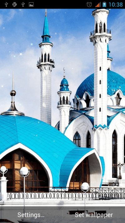 Islamic Live Wallpaper - Android Apps on Google Play