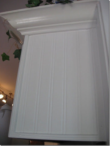 Beadboard Wallpaper Project - Southern Hospitality
