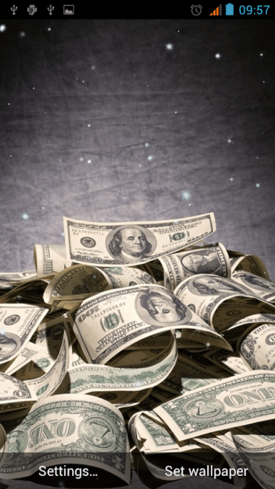 Money Live Wallpaper - Android Apps on Google Play
