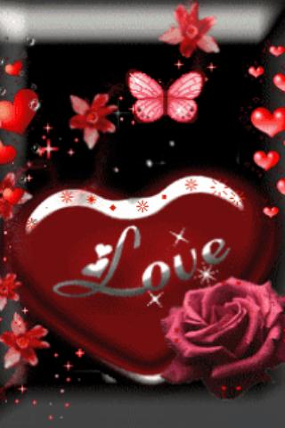 Love Heart Red Live Wallpaper - Android Apps on Google Play