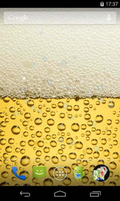 Beer Live Wallpaper - Android Apps on Google Play