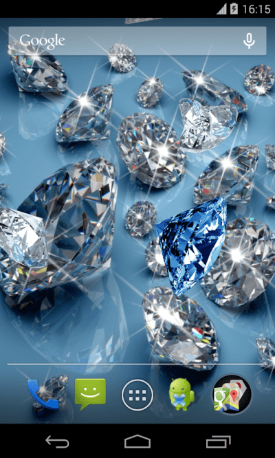 Diamond Live Wallpaper - Android Apps on Google Play