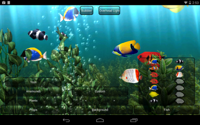 Aquarium Free Live Wallpaper - Android Apps on Google Play