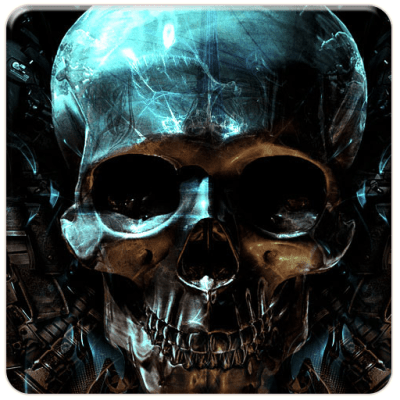 Download Skulls Live Wallpapers for PC
