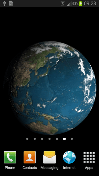 Earth Live Wallpaper 3d - Android Apps on Google Play