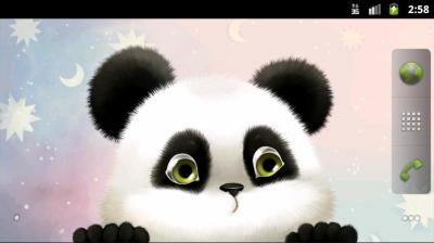 Panda Chub Live Wallpaper Free - Android Apps on Google Play