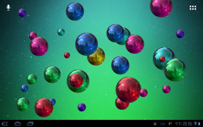 Space Bubbles Live Wallpaper - Android Apps on Google Play